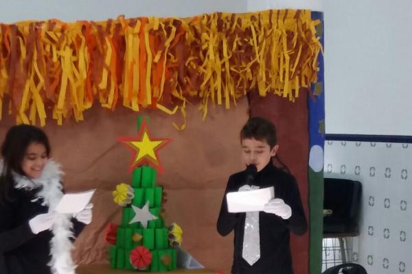 Función Escolar Navidad 2016