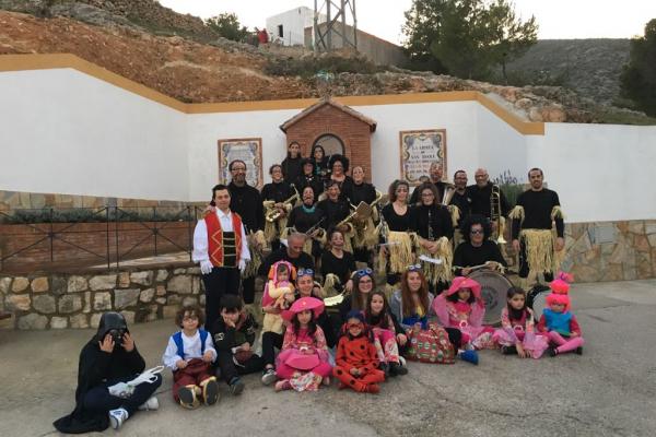 Carnavales en Millares
